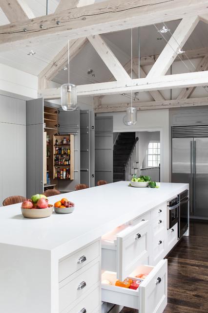 Hingham Remodel transitional-kitchen