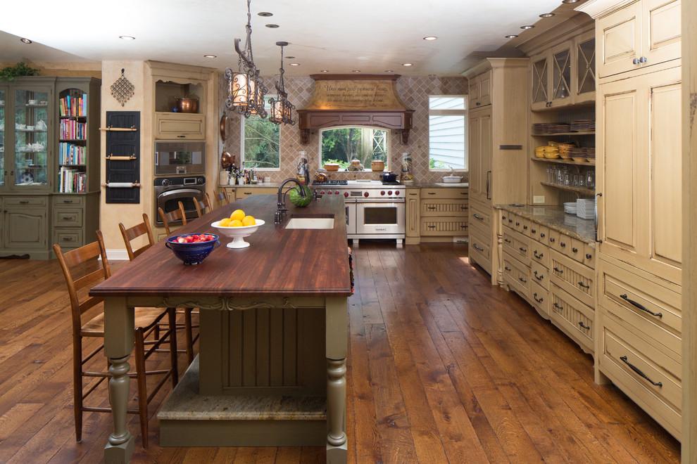 Hinsdale Realtor Luxury Custom Kitchen