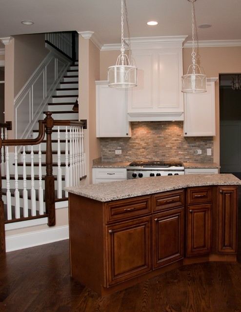 hinsdale residence traditional kitchen chicago by