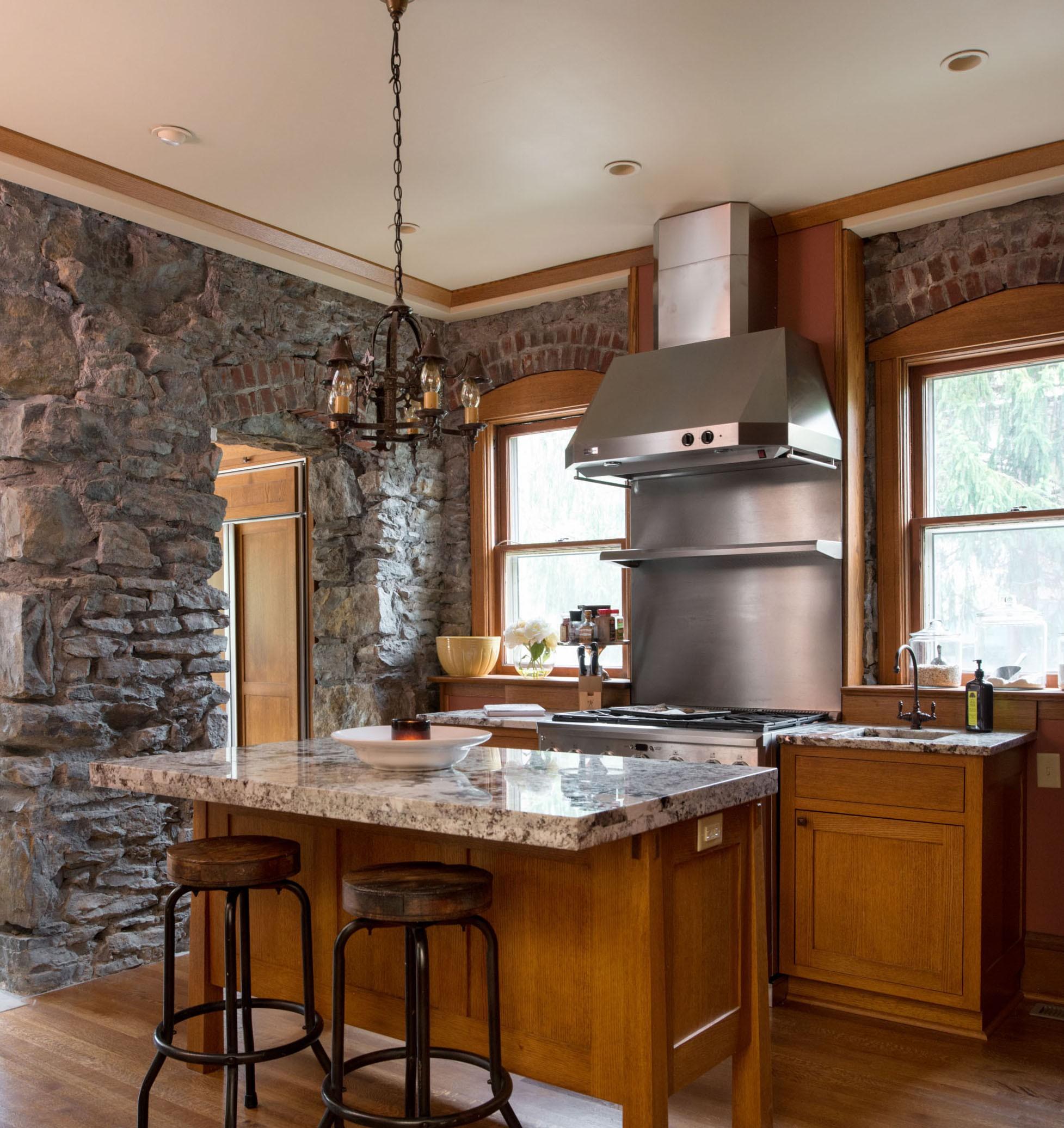 Historic 1900's Roanoke Kitchen Remodel
