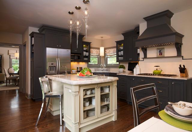 Historic Bungalow Renovation Kitchen B