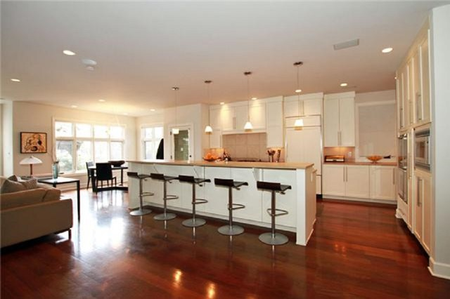Historic Bungalow with a Modern Twist contemporary-kitchen