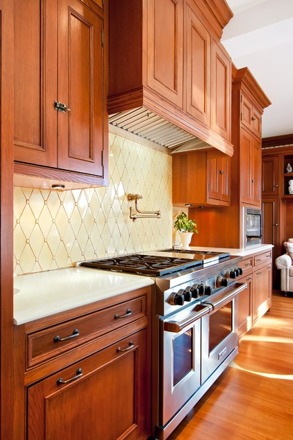 Historic Chicago Kitchen Remodel traditional-kitchen