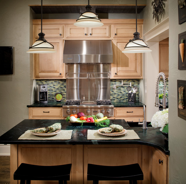 Historic home Transitional Kitchen kansas city by