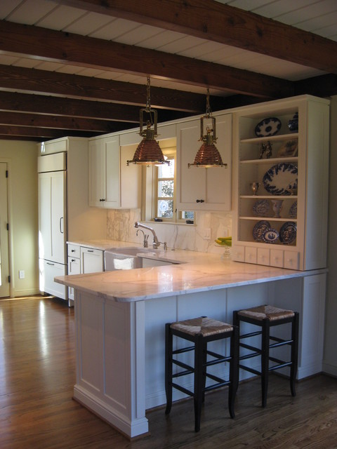 Historic Home Kitchen Remodel Traditional Kitchen