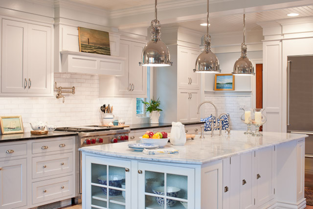 DeWils Cabinetry Traditional Kitchen Newark By