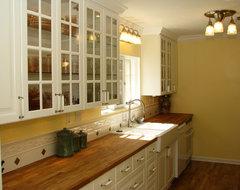 Historic Ikea Kitchen kitchen