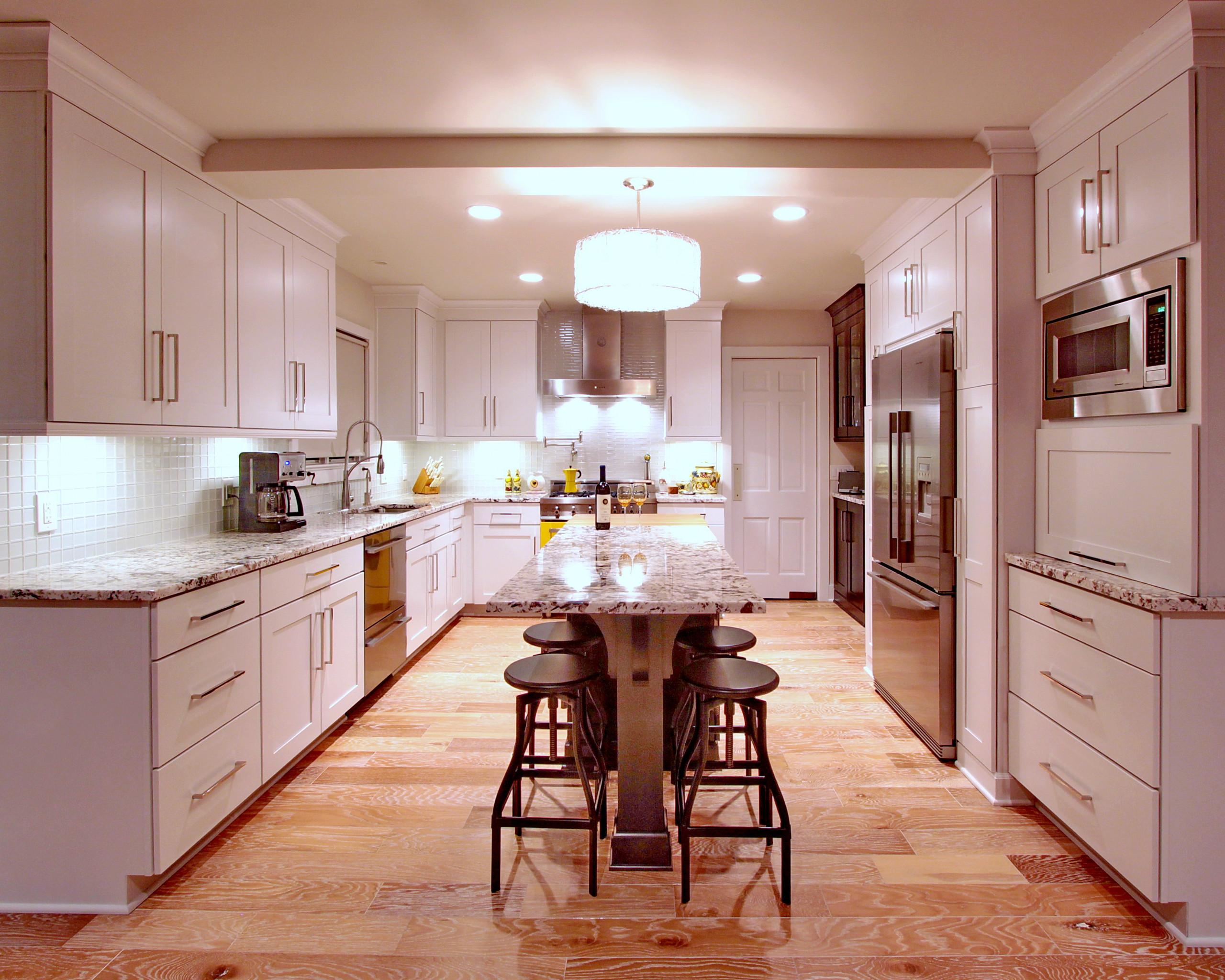 Historic Irvington Kitchen Remodel