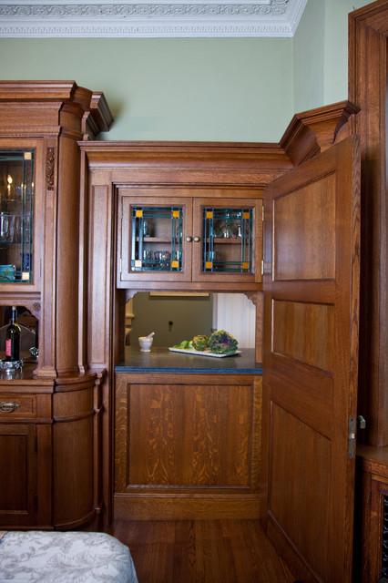 Historic Kitchen Renovation traditional-kitchen