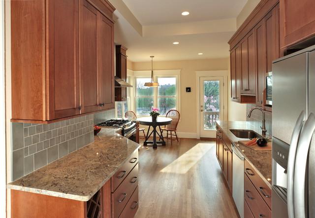 Historic Kitchen Restoration Washington Dc Craftsman