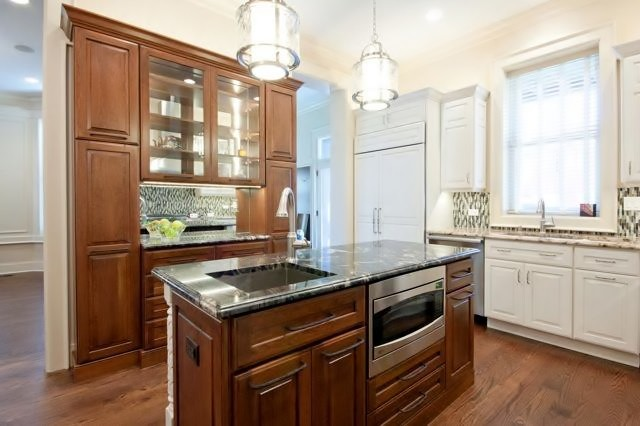Historic Logan Blvd Renovation traditional-kitchen