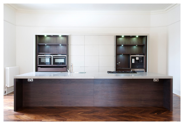 Historic luxury contemporary kitchen other by for Luxury kitchens scotland