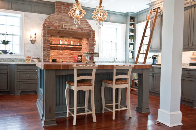 Historic Moorestown NJ Kitchen Traditional Kitchen