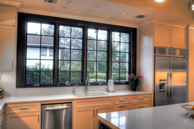 Historic Remodel contemporary-kitchen