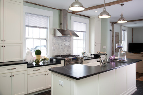 New England Style Kitchen Designs Shell D Cor Greenwich