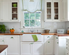 Historic Renovation With Modern Conveniences traditional-kitchen