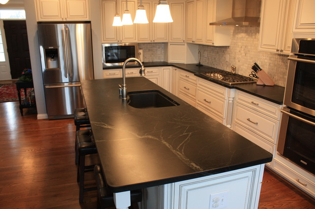 Perfect Historic Soapstone Home Tour Traditional Kitchen