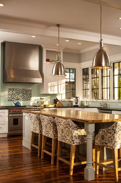 Historic Whole House Renovation - Chef's Kitchen craftsman-kitchen