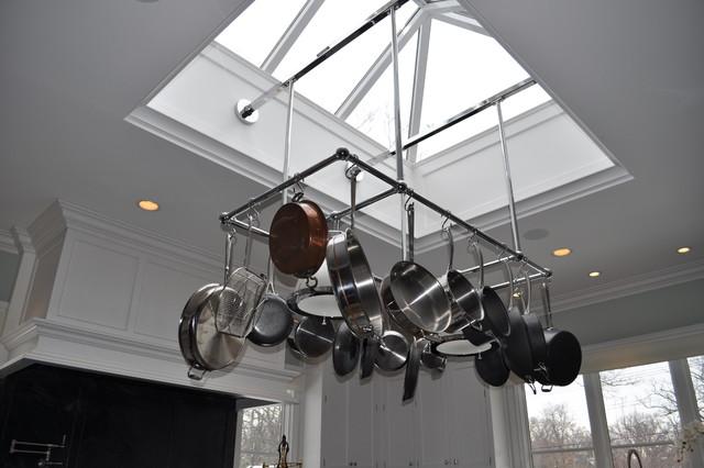 Historic Wilmette Home - Renovation traditional-kitchen