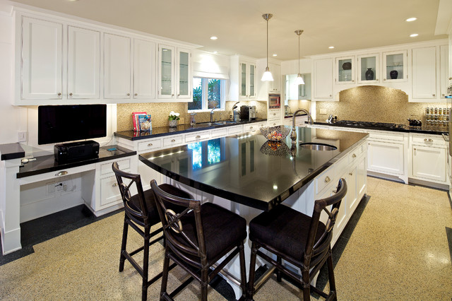 Historical House Remodel traditional-kitchen