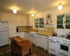 Historical Kitchen Remodel eclectic-kitchen