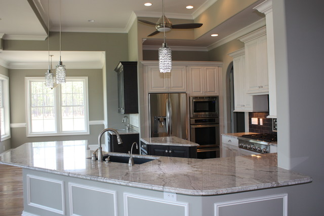 Hitney Project traditional-kitchen