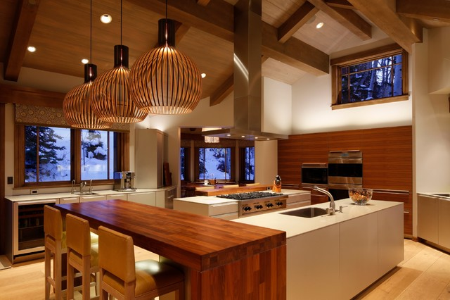 helius lighting. HLG - Park City Home Contemporary-kitchen Helius Lighting