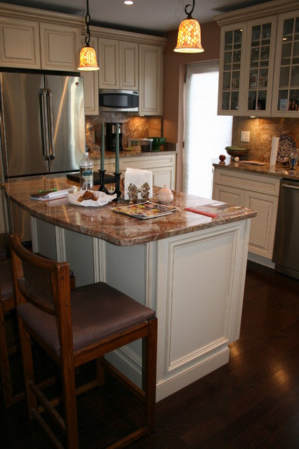 Hobart avenue bronx kitchen new york by tarallo for Bathroom designs hobart