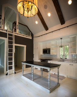 Hobart residence transitional kitchen new york by for Kitchen designs hobart
