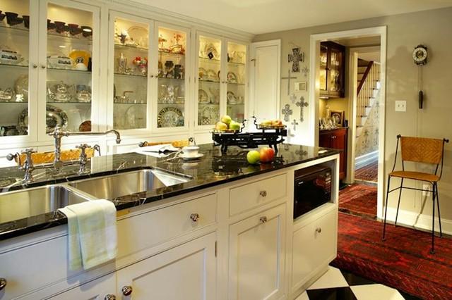 hoboken brownstone modern kitchen other by swift
