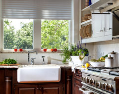 Hoegger Lake House Kitchen traditional-kitchen