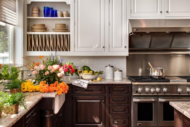 Hoegger Lake House Kitchen