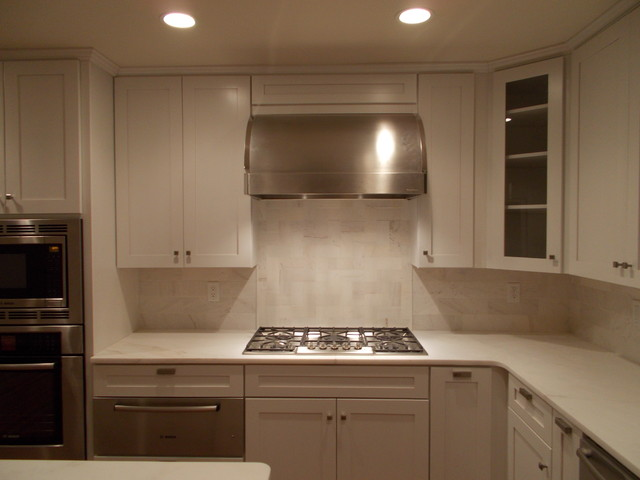 Hoffman Res. contemporary-kitchen