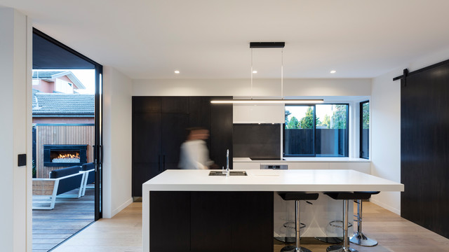 holcroft house contemporary kitchen hamilton by design house architecture. Black Bedroom Furniture Sets. Home Design Ideas