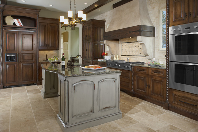 Holden Estates traditional-kitchen