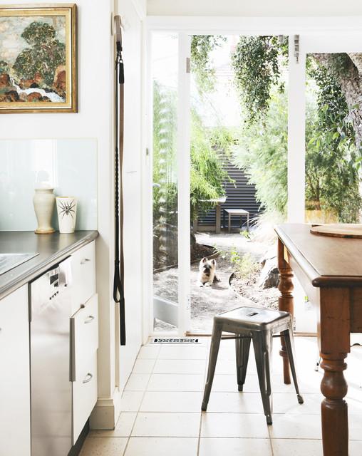 厨房门厅混搭风格效果图