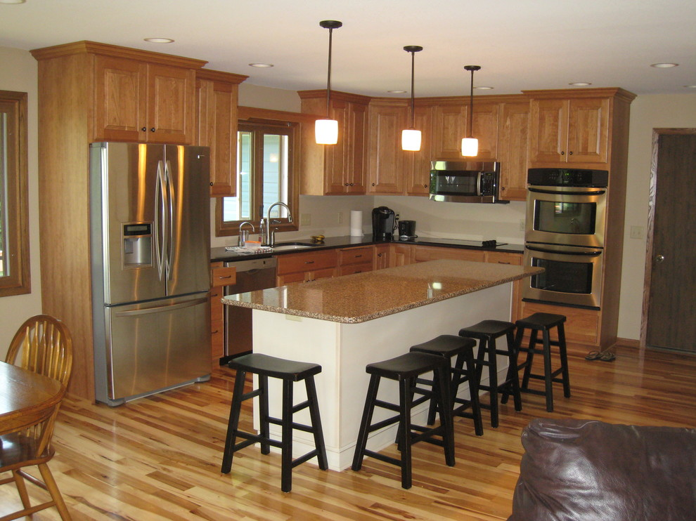 HOLIDAY KITCHENS CABINETRY - Traditional - Kitchen - Other ...