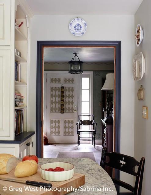 Hollis Kitchen traditional-kitchen