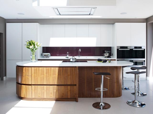 Holloways of Ludlow Bespoke Kitchen - London Home