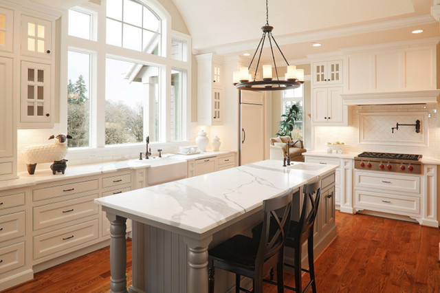 Hollyhock Lane traditional kitchen