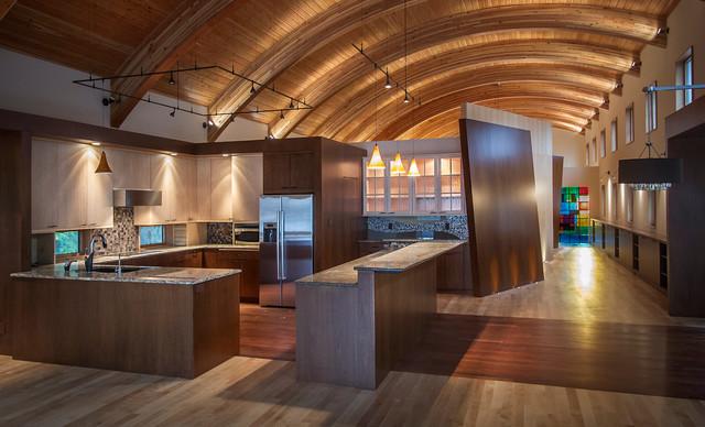 Home #18: Michael Huber Architects modern-kitchen