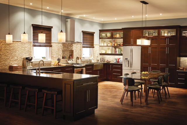 Home depot kitchen casual cottage for Home depot kitchen designs