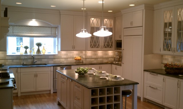 Home is where the heart is! traditional-kitchen