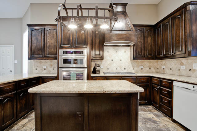 Home Makeover traditional-kitchen