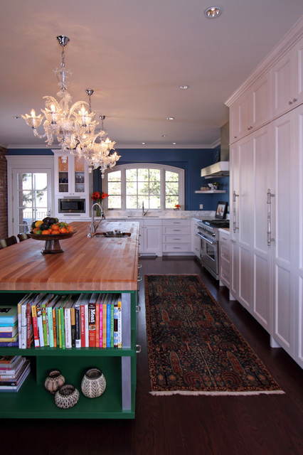 Home of the Year eclectic kitchen