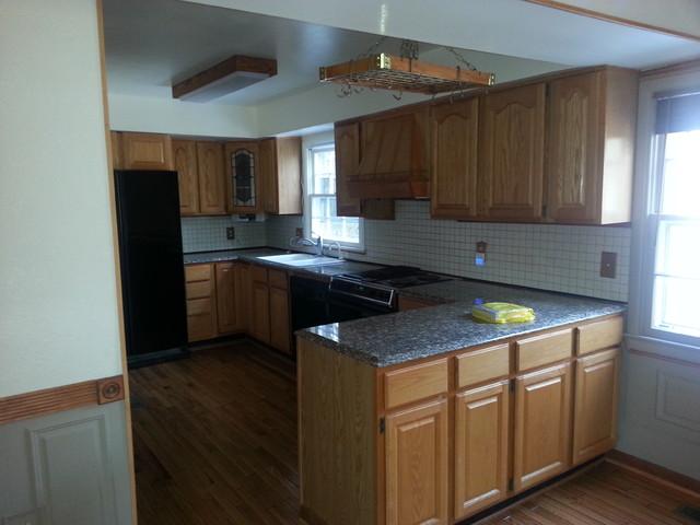 Home Remodel Alexandria VA traditional-kitchen