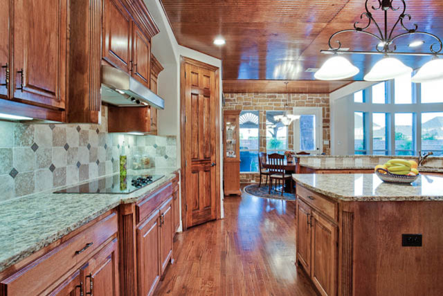 Home Remodel Traditional Kitchen Dallas By Dfw Improved