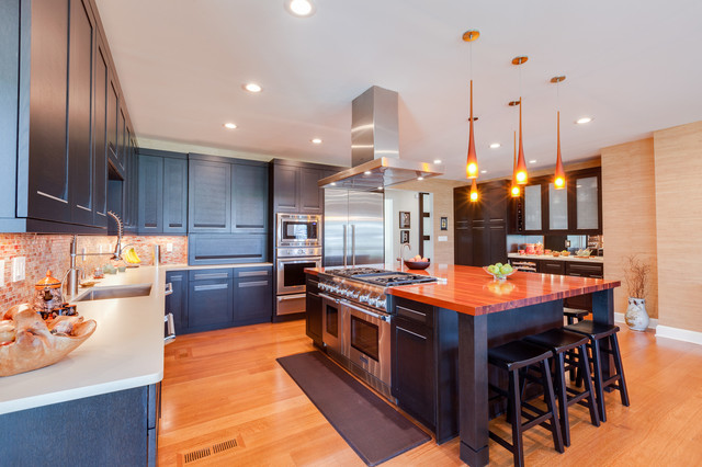 Home Remodel in Virginia Beach - Contemporary - Kitchen ...