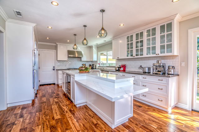 Home Remodeling - Huntington Beach traditional-kitchen