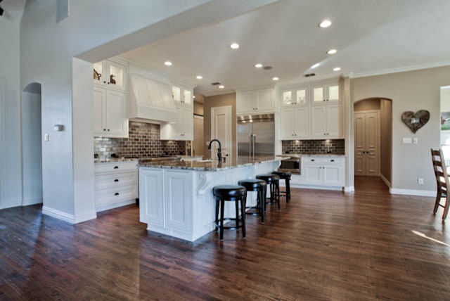 Home Renovation traditional-kitchen